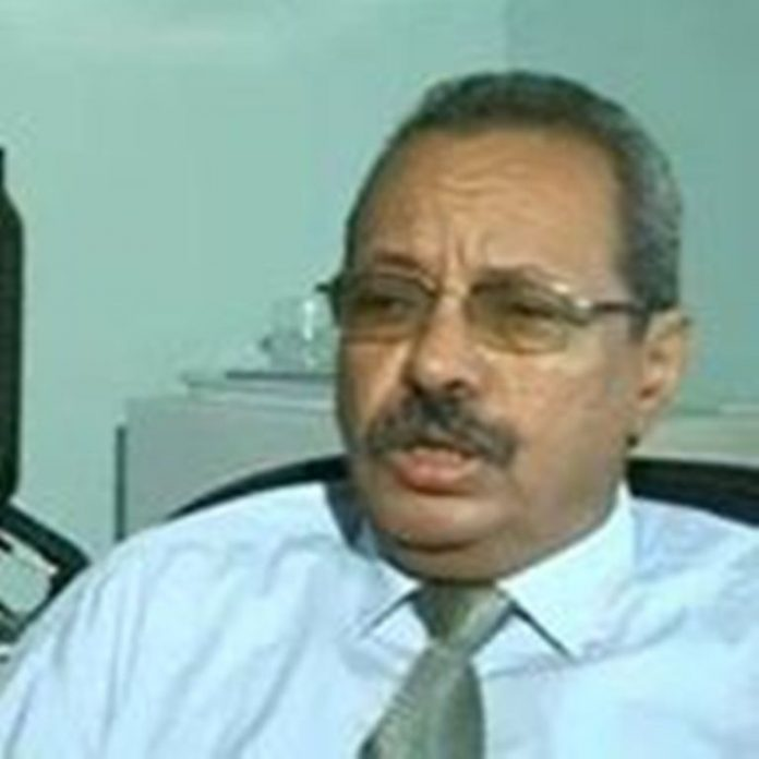 سعادة السفير حمود ولد عبدي
