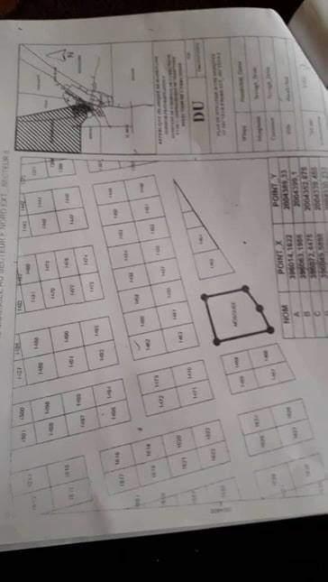 المخطط العمراني