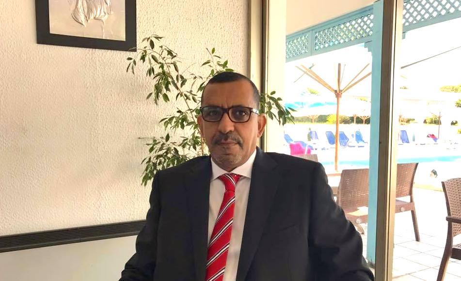 أحمد ولد الشيخ