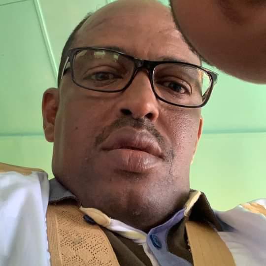 الأستاذ إبراهيم جبريل