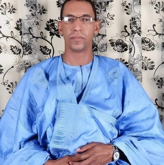 لمرابط ولد محمد الأمين