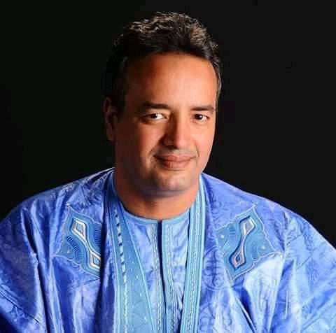 المدون عبد الرحمن ودادي