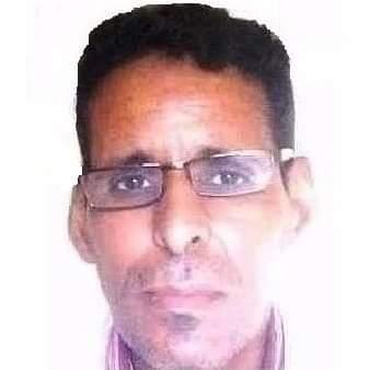 الصحفي و المدون سيد أحمد أبنيجاره