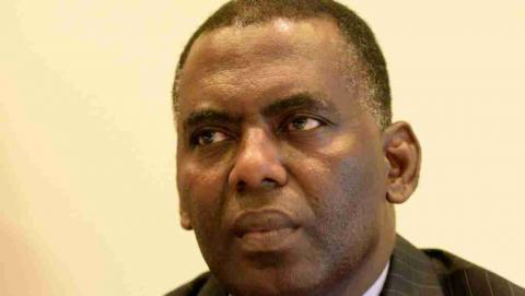 النائب البرلماني بيرام الداه اعبيد